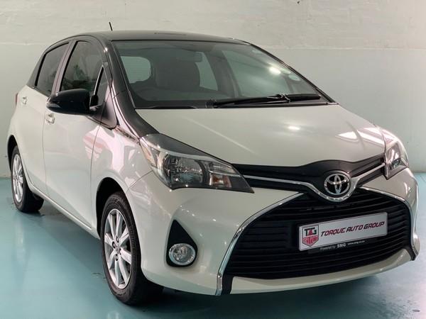 2017 Toyota Yaris 1.3 5-Door Kwazulu Natal Durban_0