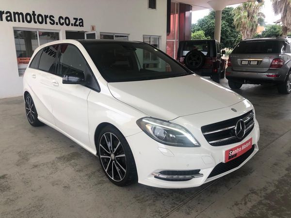 2014 Mercedes-Benz B-Class B 180 Be At  Kwazulu Natal Durban_0