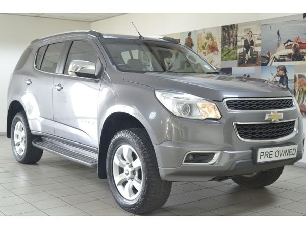 2013 Chevrolet Trailblazer 2.8 Ltz At  Gauteng Bryanston_0
