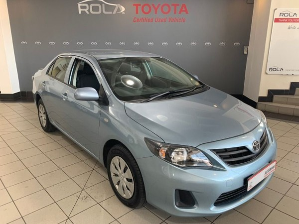 2018 Toyota Corolla Quest 1.6 Western Cape Somerset West_0