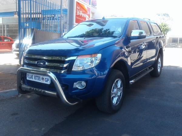 2013 Ford Ranger 3.2TDCi XLT 4X4 Double Cab Bakkie Gauteng Johannesburg_0