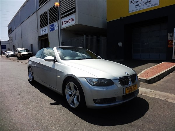 2007 BMW 3 Series 335i Convert Exclusive At e93  Western Cape Strand_0