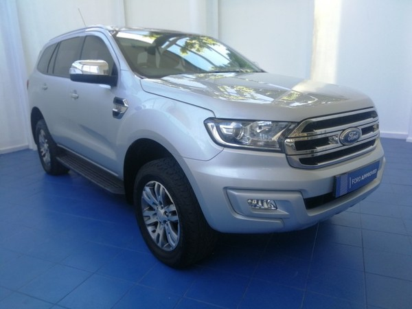 2016 Ford Everest 3.2 XLT 4X4 Auto Western Cape Cape Town_0