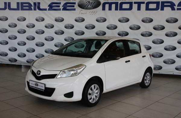 2012 Toyota Yaris 1.0 Xr 5dr  Gauteng Springs_0