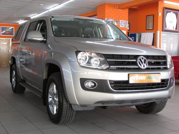 2013 Volkswagen Amarok 2.0 Bitdi Highline 132kw Dc Pu  Western Cape Cape Town_0