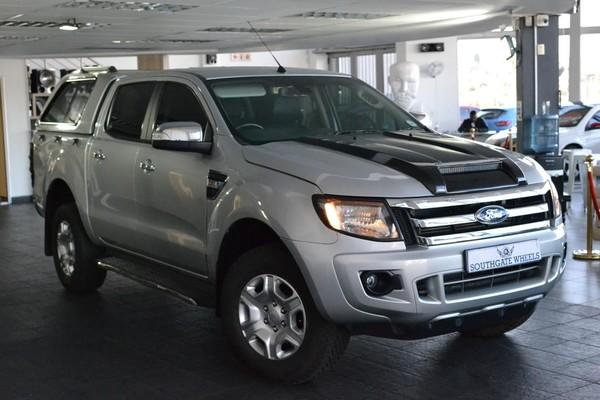 2014 Ford Ranger 3.2tdci Xlt At  Pu Dc  Gauteng Johannesburg_0