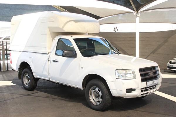 2008 Ford Ranger 2.5 Td Hi-trail Xl Pu Sc  Gauteng Roodepoort_0