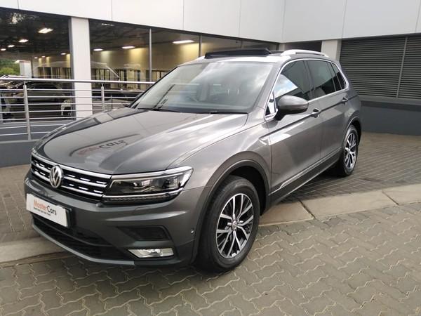 2017 Volkswagen Tiguan 1.4 TSI Comfortline DSG 110KW Gauteng Roodepoort_0