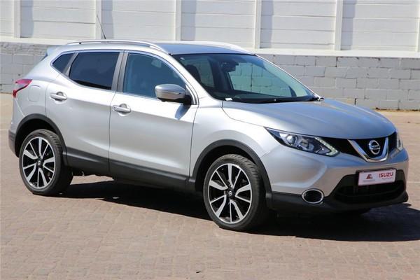 2014 Nissan Qashqai 1.6 dCi AcentaTechno CVT Western Cape Malmesbury_0