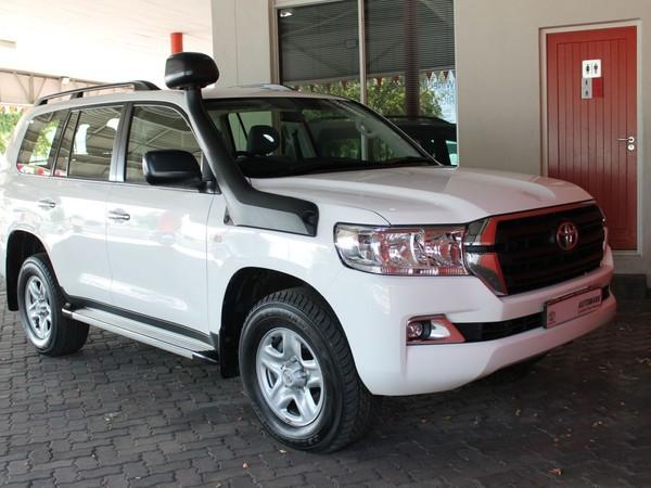 2019 Toyota Land Cruiser 200 V8 4.5D GX Auto Western Cape Paarl_0