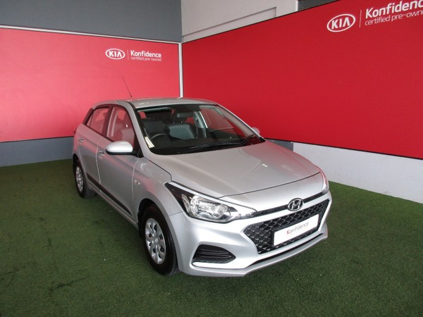 2018 Hyundai i20 1.2 Motion Gauteng Four Ways_0