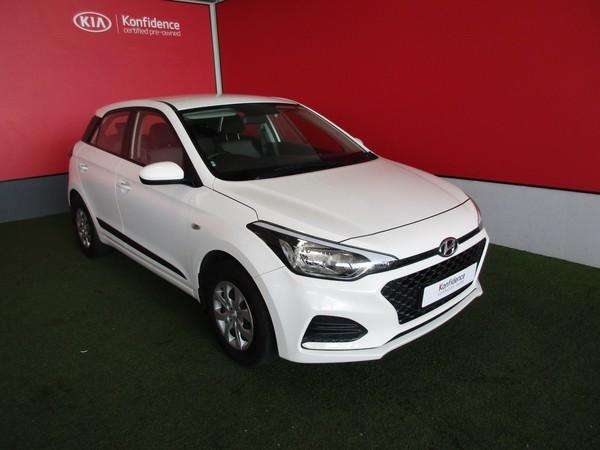 2018 Hyundai i20 1.2 Motion Gauteng Four Ways_0