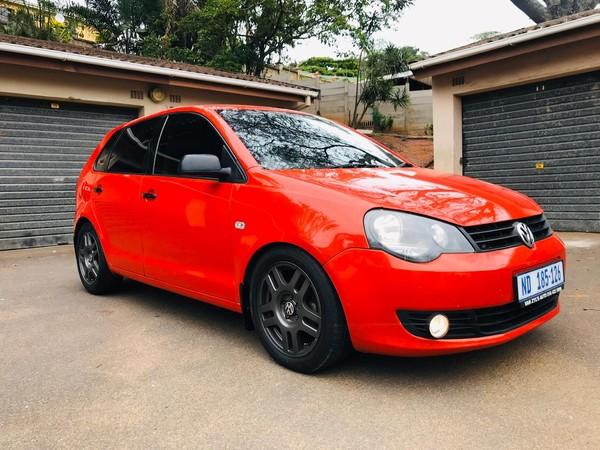 2012 Volkswagen Polo Vivo 1.4 Trendline Kwazulu Natal New Germany_0