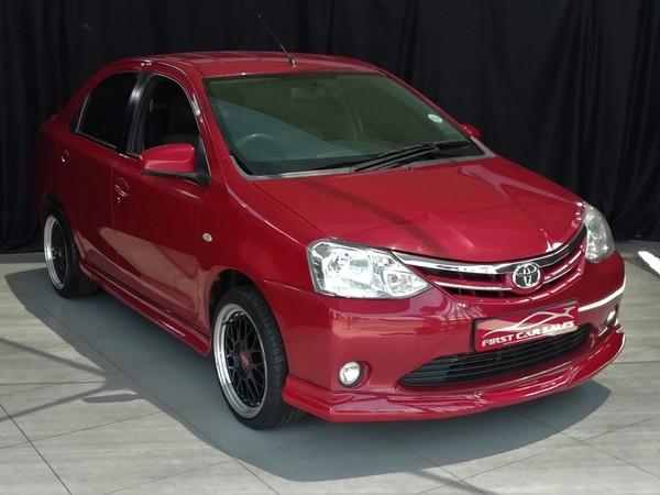 2013 Toyota Etios 1.5 Xs  Gauteng Johannesburg_0