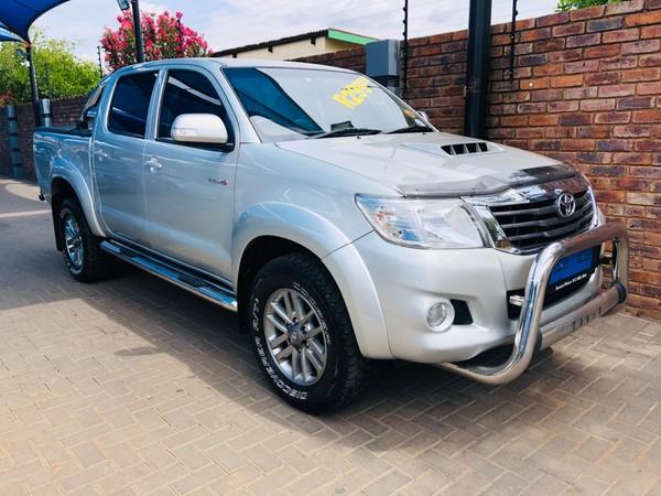 2013 Toyota Hilux 3.0d-4d Raider Rb At Pu Dc Dakar edition Gauteng Pretoria_0