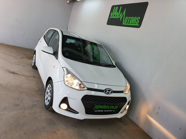2018 Hyundai Grand i10 1.25 Motion Gauteng Pretoria_0