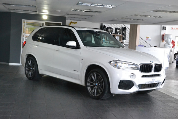 2014 BMW X5 xDRIVE30d Auto Gauteng Johannesburg_0