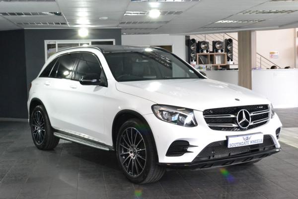 2018 Mercedes-Benz GLC 220d Gauteng Johannesburg_0