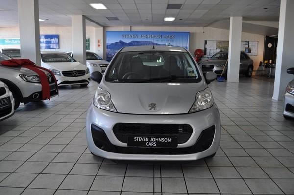 2015 Peugeot 107 Urban  Western Cape Cape Town_0