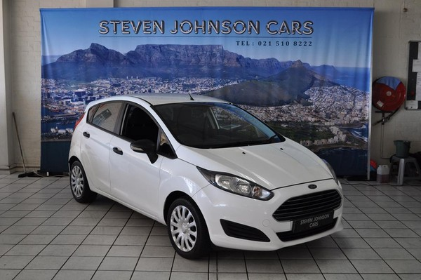 2015 Ford Fiesta 1.4 Ambiente 5-Door Western Cape Cape Town_0