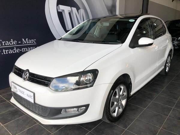 2013 Volkswagen Polo 1.6 Comfortline 5dr  Gauteng Four Ways_0
