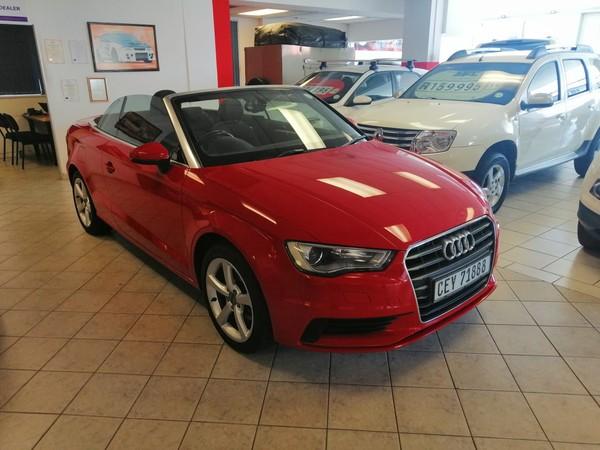 2015 Audi A3 1.4T FSI S Stronic Cabriolet Western Cape Cape Town_0