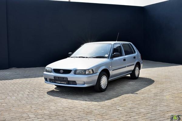 2004 Toyota Tazz 130  Gauteng De Deur_0