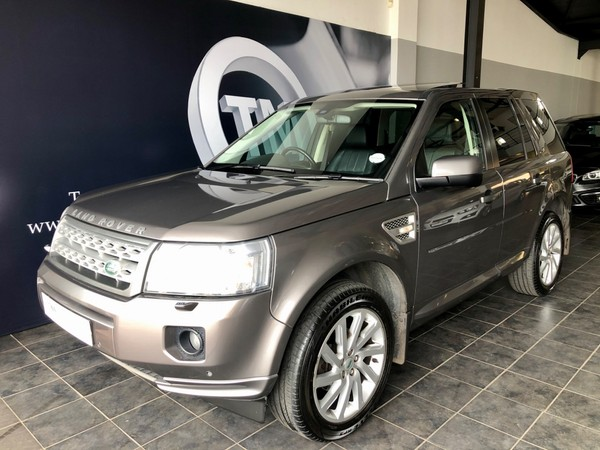 2011 Land Rover Freelander Ii 2.2 Sd4 Hse At  Gauteng Four Ways_0