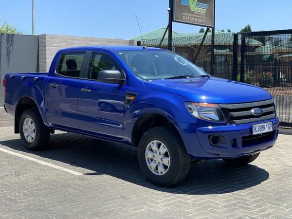 2014 Ford Ranger 2.2tdci Xl Pu Dc  Gauteng Johannesburg_0