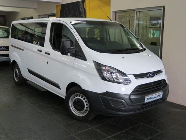 2015 Ford Tourneo 2.2D Ambiente LWB Western Cape Paarl_0