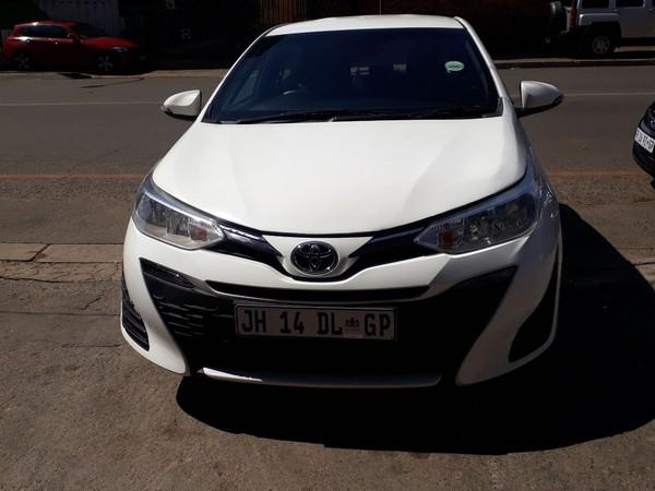 2019 Toyota Yaris 1.5 Pulse 5-Door Gauteng Johannesburg_0