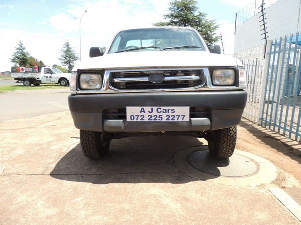 1996 Toyota Hilux 3.0D 4X4 PU SC Gauteng Boksburg_0