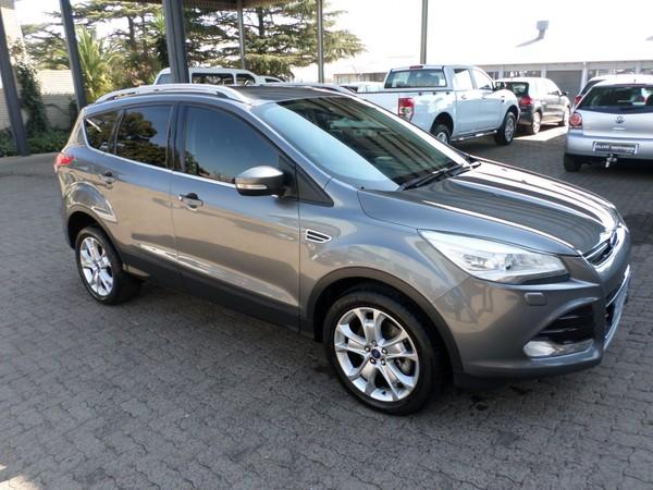 2014 Ford Kuga 1.6 Ecoboost Titanium AWD Auto Mpumalanga Ermelo_0