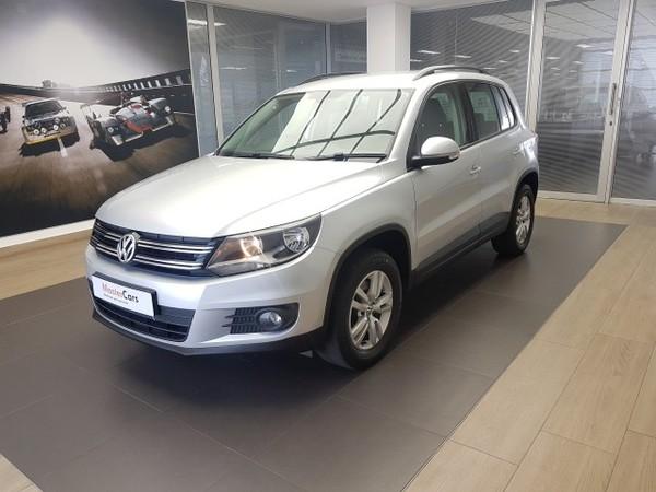 2014 Volkswagen Tiguan 1.4 Tsi Bmo Tren-fun 90kw  Kwazulu Natal Newcastle_0
