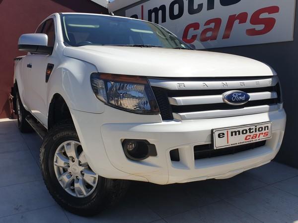 2014 Ford Ranger 3.2tdci Xls 4x4 Pu Supcab  Gauteng Randburg_0