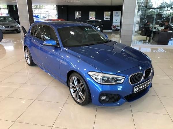 2016 BMW 1 Series 120d 5DR f20 Gauteng Vanderbijlpark_0