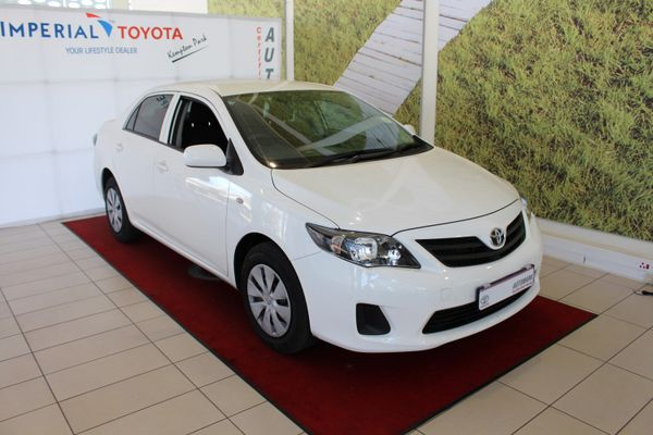 2018 Toyota Corolla Quest 1.6 Gauteng Kempton Park_0