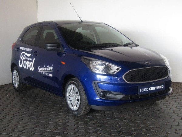 2019 Ford Figo 1.5Ti VCT Ambiente Gauteng Kempton Park_0