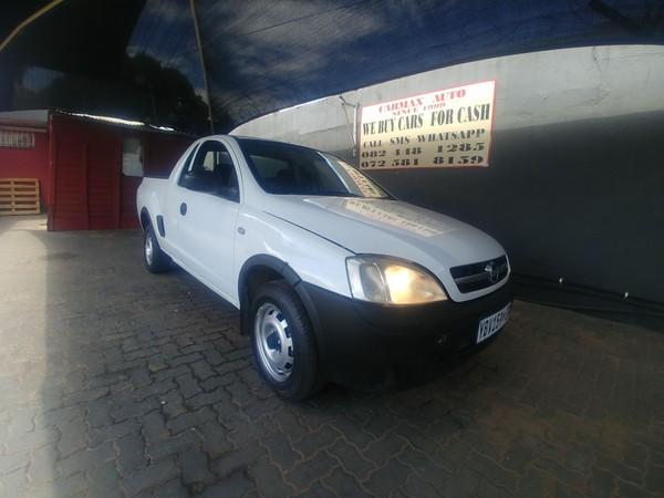 2009 Opel Corsa Utility 1.4 Club PU SC Gauteng Johannesburg_0