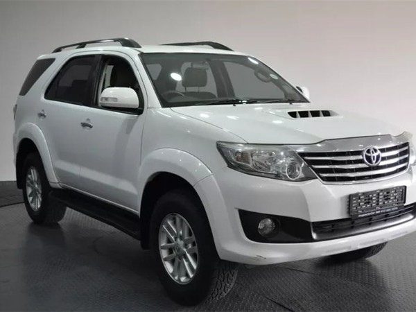 2012 Toyota Fortuner 2.5d-4d Rb  Western Cape Paarl_0