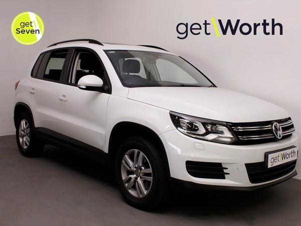 2014 Volkswagen Tiguan 1.4 TSI BMOT TREN-FUN DSG 118KW Western Cape Milnerton_0