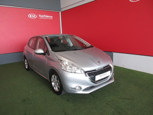 2013 Peugeot 208 1.2 Vti  Active 5dr  Gauteng Four Ways_0