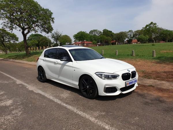 2018 BMW 1 Series M140i Edition M Sport Shadow 5-Door Auto F20 Gauteng Pretoria West_0