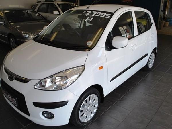 2012 Hyundai i10 1.25 Gls  Western Cape Cape Town_0