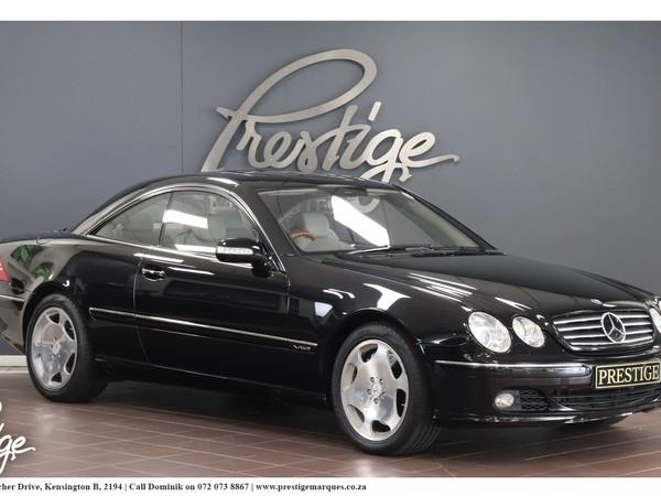 2005 Mercedes-Benz CL-CLass Cl 600  Gauteng Randburg_0