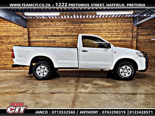 2014 Toyota Hilux 2.5 D-4d S Pu Sc  Gauteng Pretoria_0