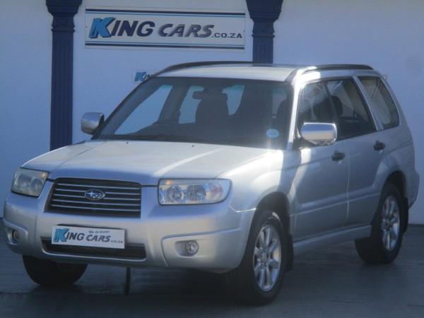 2006 Subaru Forester 2.5 Xs  Eastern Cape Port Elizabeth_0