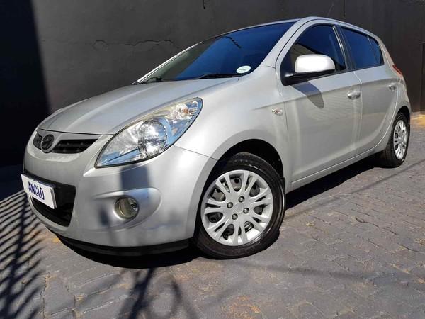 2010 Hyundai i20 1.4 At  Gauteng Benoni_0