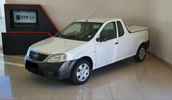 2015 Nissan NP200 1.5 Dci  Ac Safety Pack Pu Sc  Western Cape Strand_0