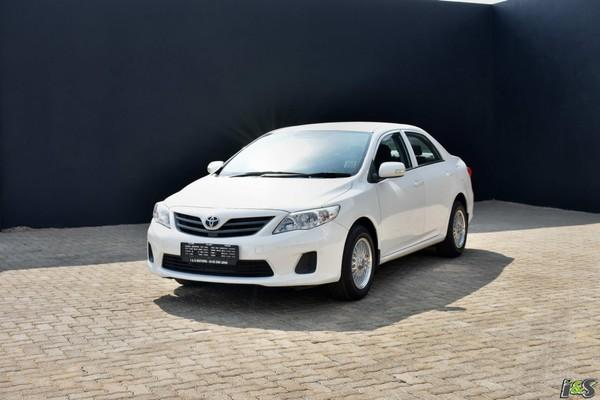 2014 Toyota Corolla 1.3 Professional  Gauteng De Deur_0